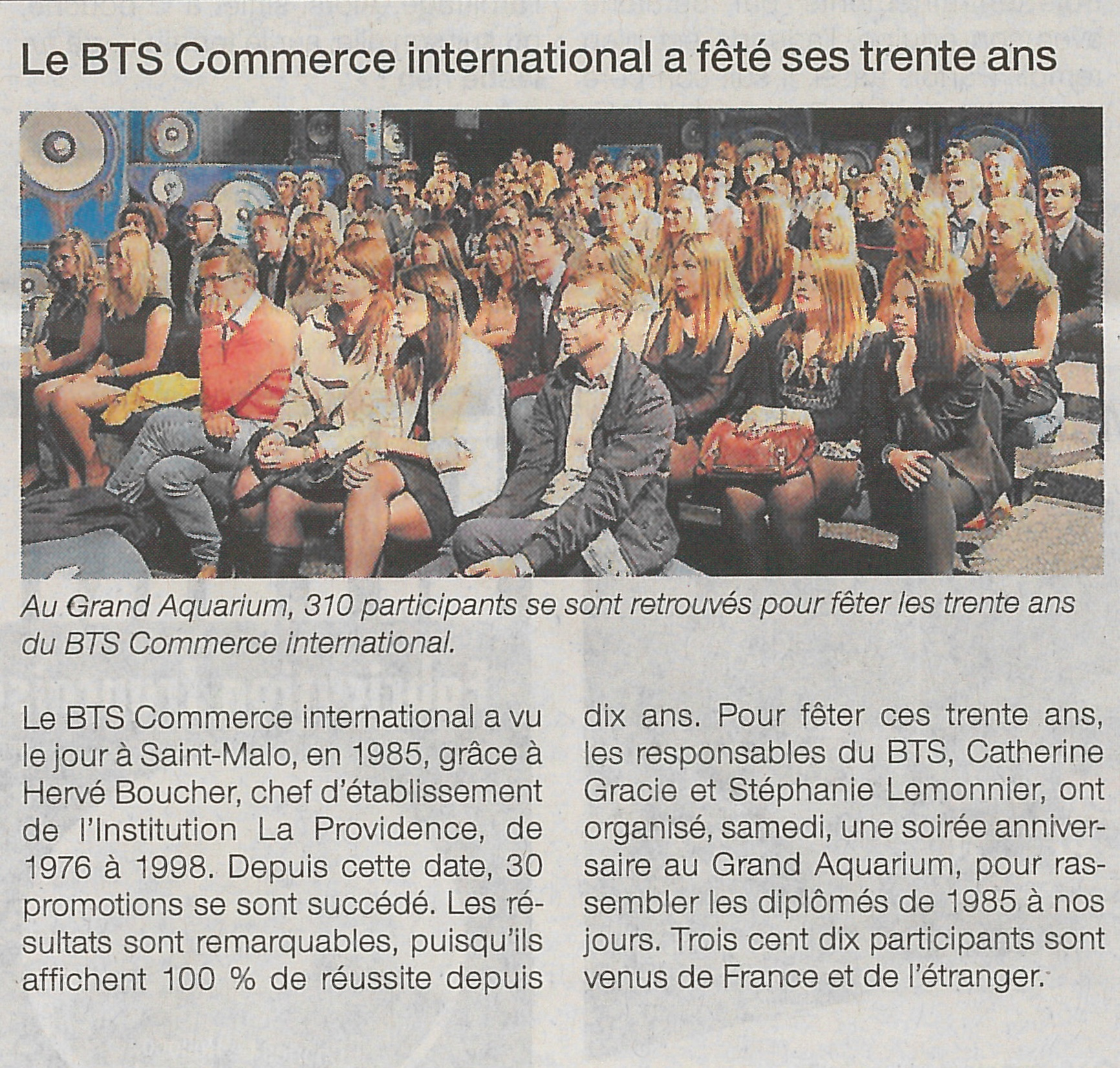 ISM journal TF1